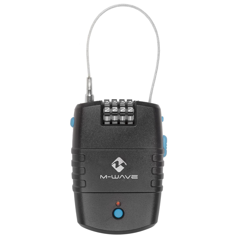 kljuČavnica m-wave alarm locknroll cable lock