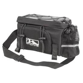 torba m-wave amsterdam expbicycle carrier bag black