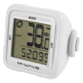 Števec m-wave xiv silicone brezŽiČni white