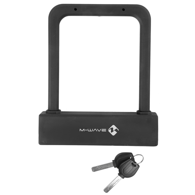 kljuČavnica m-wave b 205 shackle lock black