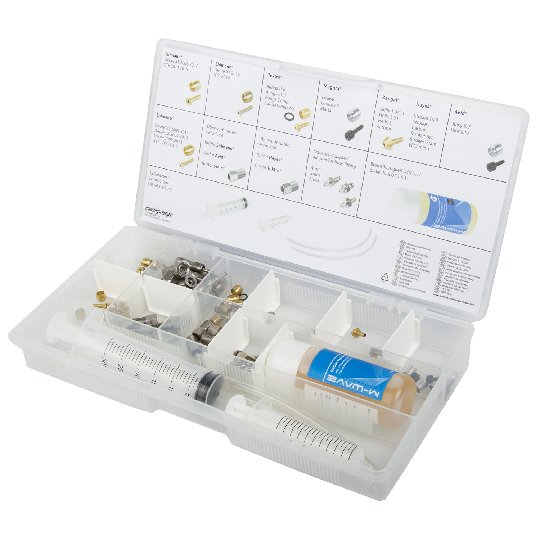 bleeding box m-wave za hidravliČne zavore