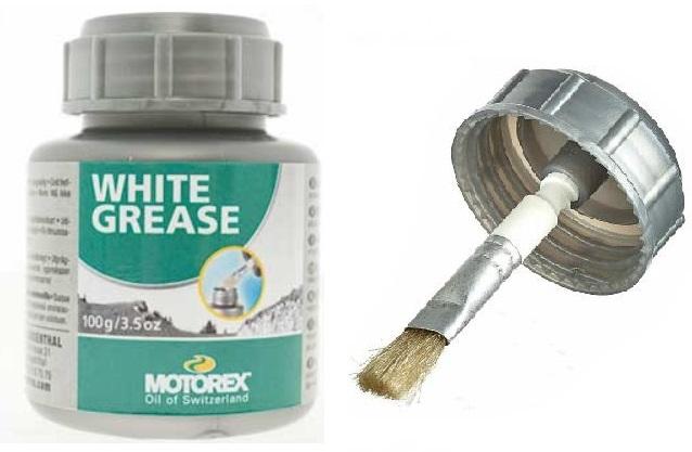 motorex white grease 100gr