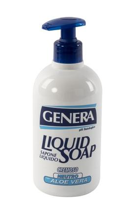 tekoče milo officine parolin genera liquid soap