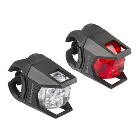 luČ m-wave hunter battery flashing light set
