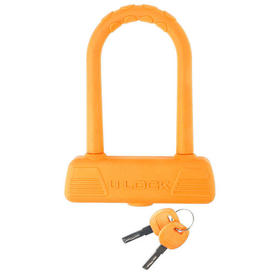 kljuČavnica m-wave b 189 shackle lock orange
