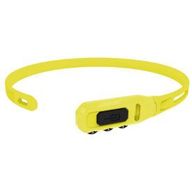 kljuČavnica hiplok z-lok combo cable tie lock yellow