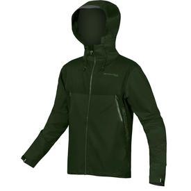 jakna endura mt500 waterproof iiforest green.