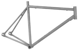 okvir m-wave singlespeed frame steel 700c