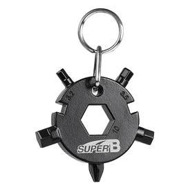 kljuČ super-b mini tb-fd 08-bk obesek za kljuČe