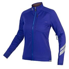 endura wms windchill jacket  cobalt blue
