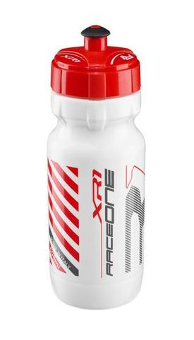 plastenka raceone xr1 600ml white/red