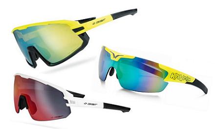 Imejte svoj edinstven stil tudi, ko se ukvarjajte s športom. V ponudbi imamo očala proizvajalcev KAYAK in GIST različnih barv in oblik, ki bodo polepšala vaš izgled in zaščitila vaše oči. Izkoristite ugodne cene in popuste od 20 do 25%. Izberite model zase in bodite drugačni od večine.